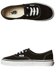 New Vans Boys Kids Authentic Shoe Lace Soft Black