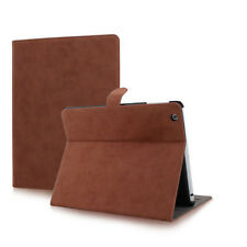 For iPad 2 3 4/ Air/Air2/ Mini Luxury Leather Wallet Smart Stand Flip Case Cover