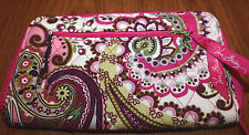 Vera Bradley Zip Around Wallet - 6 Patterns To Select From