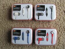 JBL Synchros E10 In-Ear Stereo Headphones w/ JBL-Quality Sound & In-line Remote
