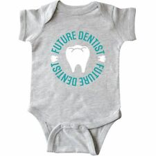 Inktastic Future Dentist Childs Dentistry Infant Creeper Occupation Tooth Job In