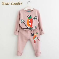 Bear Leader Winter Girls Clothing Sets 2017 New Active Boys Clothing Sets Childr
