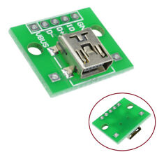 2/5/10PCS Mini USB To DIP Adapter Converter For 2.54mm PCB Board Power Supply