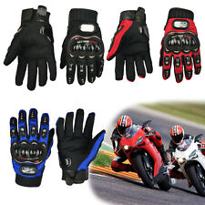 Pro-Biker Motocross Racing Motorcycle Bike Cycling Full Finger Gloves M/L/XL