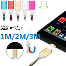 Charging Cable Magnetic Micro USB Cord Charger for Android Cell Phone Samsung