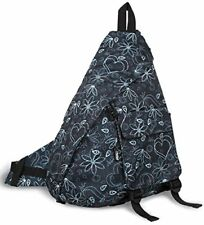 Jworld Kitten Campus Sling Bag - Love Letter Black