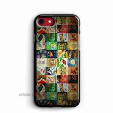 Vintage Poster Disney iPhone Cases Cartoon Samsung Galaxy Phone Cases iPod cover