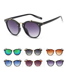 Retro Vintage Unisex Cat Eye Sunglasses Designer Women Men UV400 Fashion Glasses
