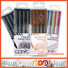Copic Markers Multiliner Set Of 4 Collection COPIC U.S. AUTHORIZED RETAILER