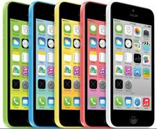 Original Unlocked Apple iPhone 5C Mobile 8GB 16GB 32GB Cell Phone FREE SHIPPING