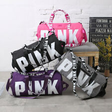 NEW Victoria's Secret =PINK= Duffle, Weekender, Beach, Gym Tote Bag 4 HOT Colors