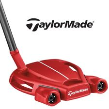 New 2018 TaylorMade Golf Spider Tour Red Putter White Sightline Pure Roll Insert