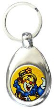 Metal Key Chain with Magnetic Shopping Cart CHIP CLOWN 13464
