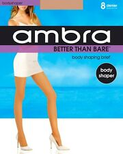 Ambra - Better Than Bare Bodyshaper Pantyhose 2 colours  Tall,X-Tall