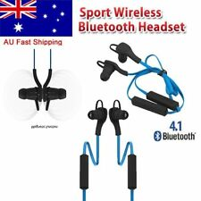 Wireless Bluetooth Headset SPORT Stereo Headphone Earphone for iPhone Samsung VS