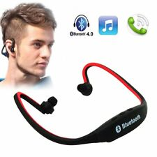 Sport Wireless headphones Bluetooth 4.0 Headphone Headset  for Cell Mobile Phone
