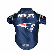 New England Patriots NFL Premium Pet Dog Jersey