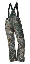 Warm & Quiet Kylie Hunting Bib Pant Overalls- Realtree Xtra Camo Women's