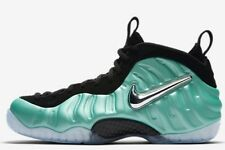 Nike AIR FOAMPOSITE PRO MEN'S SHOE Island Green/Platinum-Size US 8.5,9,9.5 Or 10