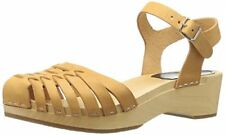swedish hasbeens 78703 Womens Snake Debutant Flat Sandal /- Choose SZ/Color.
