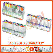 Copic Sketch/Ciao/Original Marker Papercrafting Color A Set of 72 Collection