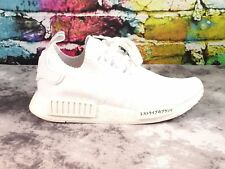 Adidas NMD R1 Japan Triple White Size 11 (BZ0221)