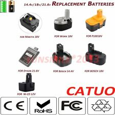 21.6V 2A 3Ah Battery for Makita  P100 Battery 18V Volt P100 BPP-1815 DN