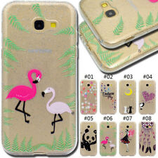 For Samsung TPU Gel Rubber Silicone Glitter Soft Cover Skin Back Protective Case