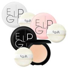 EGLIPS Blur Pressed Face Powder Pact 9g Highlighter No Sebum Oil Control Compact