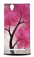 CUTE CHERRY BLOSSOM TREE HARD CASE COVER FOR SONY XPERIA T2 ULTRA