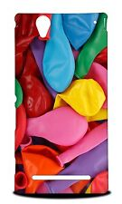 FASHION COLORFUL BALLOON HARD CASE COVER FOR SONY XPERIA T2 ULTRA