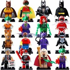 DR.TONG 2017 New Batman Movie Super Heroes Robin Catwoman Batman Avengers Harley