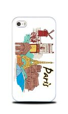 PARIS FRANCE HARD CASE COVER FOR APPLE IPHONE 4 / 4S