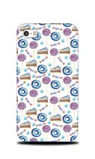 DONUT CAKE CANDY SWEET PATTERN HARD CASE COVER FOR APPLE IPHONE 4 / 4S