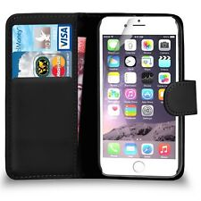 For APPLE IPHONE 8 & 8 Plus NEW Premium Leather Magnetic Flip Wallet Case Cover
