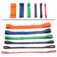 Resistance Bands Exercise Loop Crossfit Strength Weight Training Fitness Classes