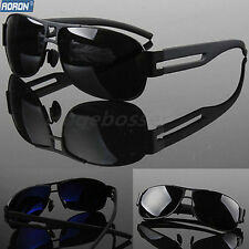 New Motorcycle Mens Polarized Driving Mirror Sunglasses Aviator Outdoor Sports
