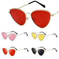 Unique Unisex Cat Eye Sunglasses Designer Eyewear Mens Womens Eyeglasses  Hot