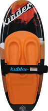 KIDDER DESIRE LTD EDITION ORANGE FIBERGLASS KNEEBOARD - BOATING WATERSPORTS