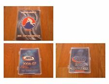 02-03, 05-06, 06-07 AHL American Hockey League Top Prospects Cards Complete Set