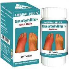 Herbal Gout care TabletsJoint Pain Relief,swelling,inflammation (120 tablets)