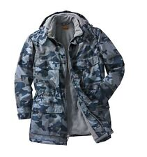 NWT MEN`S PLUS SIZE PARKA JACKET WITH HOOD COAT BIG AND TALL  XL-6XL MSRP $179