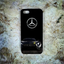 Mercedes Benz AMG Logo Print On Hard Plastic Cover Skin For iPhone
