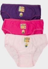 Minions Despicable Me Girls' 3-pack Briefs
