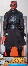 "Star Wars Darth Maul 18"" Action Figure 7 Point Movement With Lightsaber *NEW*"