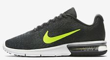 Nike AIR MAX SEQUENT-2 MEN'S RUNNING SHOE Dark Grey/Anthracite-US 10.5,11 Or11.5