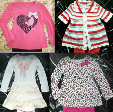 GAP Girls OUTFIT TUNIC Dress Top SHIRT LEGGINGS Pants Skirt Sweater Cardigan 5 6