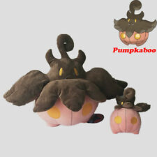 Pokemon Pumpkaboo Stuffed Figure Anime Monster Soft Plush Doll Kids Xmas Gift