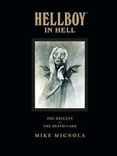 Hellboy in Hell Library Edition by Mike Mignola (2017, Hardcover)