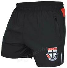 St Kilda Saints 2018 AFL Training Shorts Sizes S-3XL BNWT